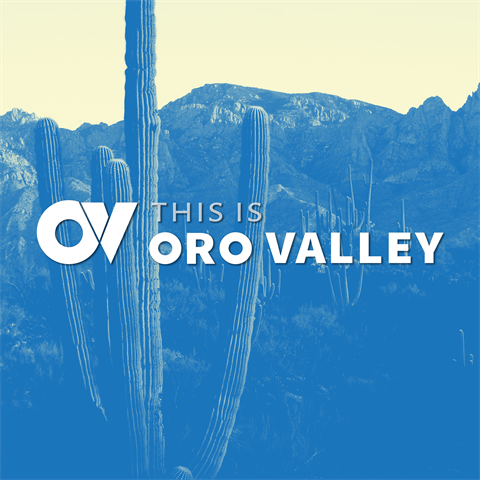 This is Oro Valley Campaign Art